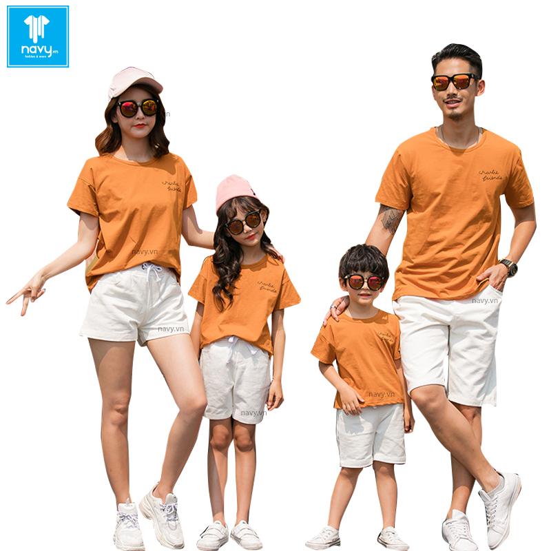 áo gia đình 4 người